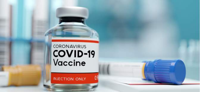 Image of the covid-19 vaccine